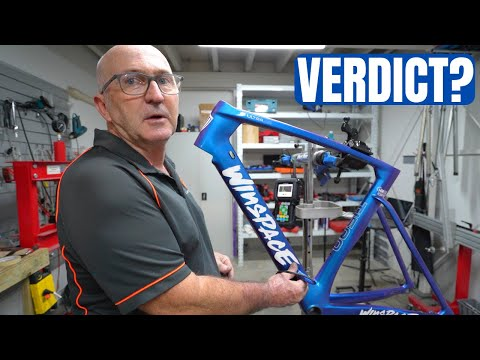 We Stripped, Scanned & Painted a (Cheap?) Chinese Carbon Bike
