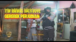 Tim Raimas Backbone GEREBEK Perjudian | THE POLICE (14/01/20) Part 3