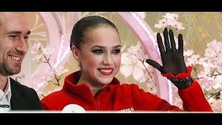 Загитова победила Косторную с большим отрывом в конкурсе красоты Медведева замкнула тройку
