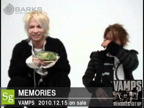 20101216 [Barks] VAMPS commentwmv
