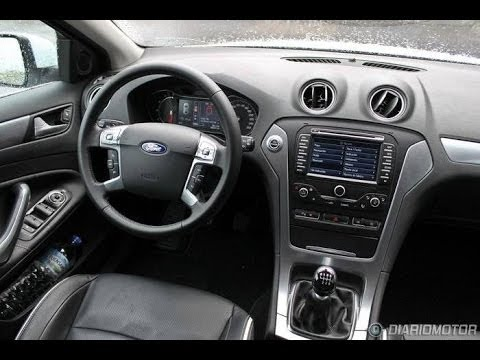 Ford Mondeo 2011 TDCI Sound Test And Inside