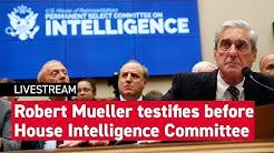 Robert Mueller testifies before House Intelligence committee
