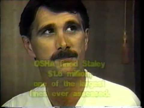 Deadly Corn: Campaign for Justice at the Staley Manufacturing Company 1994