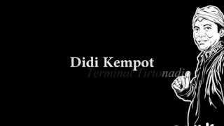 Gambar cover Didi Kempot - Terminal Tirtonadi Lyric