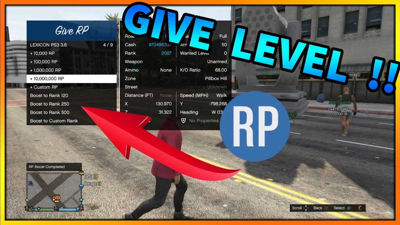 Ps3/1. 24/1. 25/1. 27] gta 5 mod menu + download extortion (gta 5.