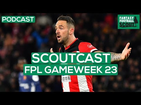 FPL GW23 | SCOUTCAST | Is The Vardy Party Over?| Fantasy Premier League Tips 19/20 #317
