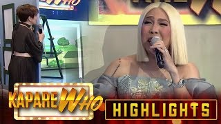 Amy prevents Vice and Vhong to hurt each other | It's Showtime KapareWho
