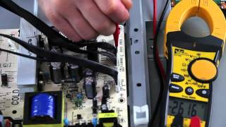 Philips LCD TV How To Repair TV With No Backlights Standby Power - Main Board & Power Supply Help