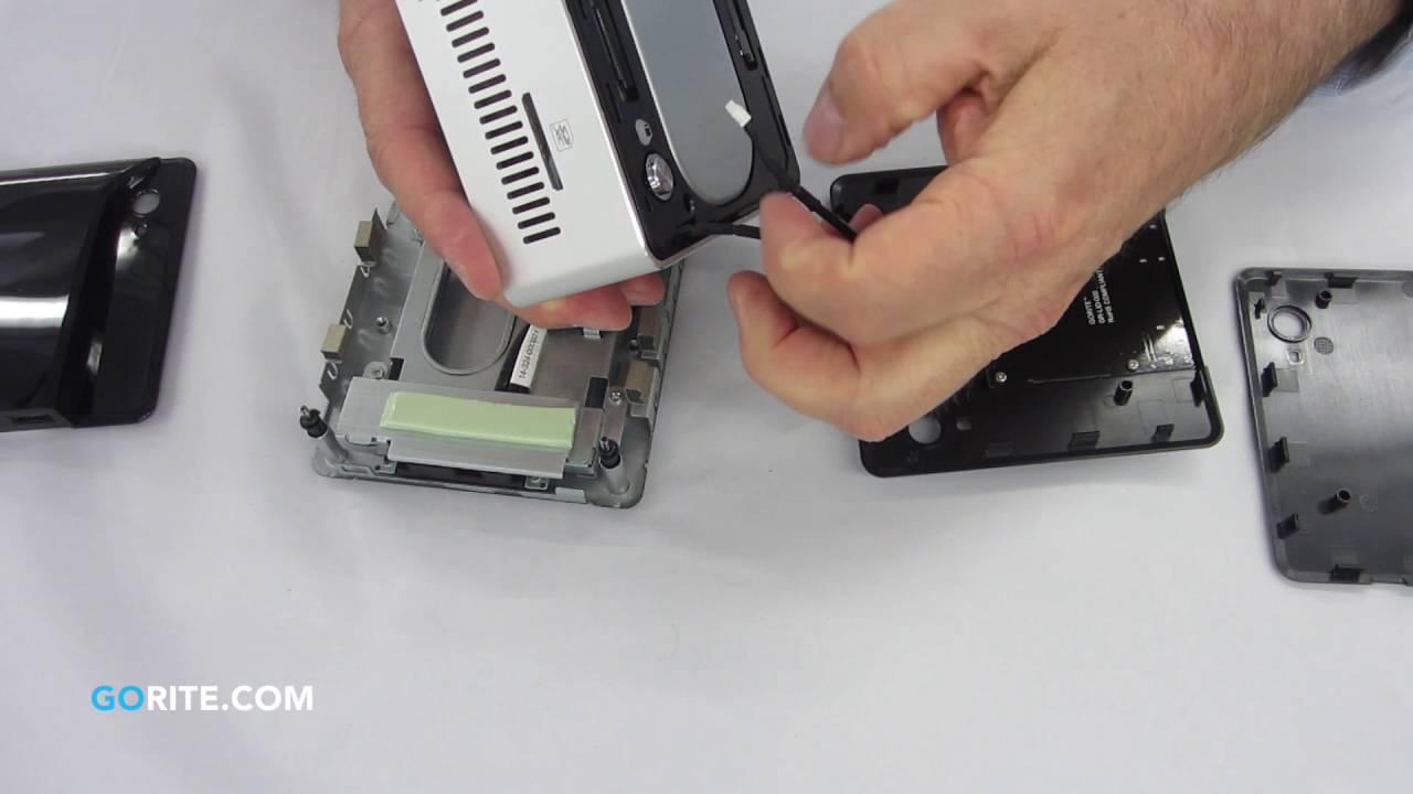 Intel NUC Gen 6: How to Install a Dual USB Port GORITE Lid by GORITE