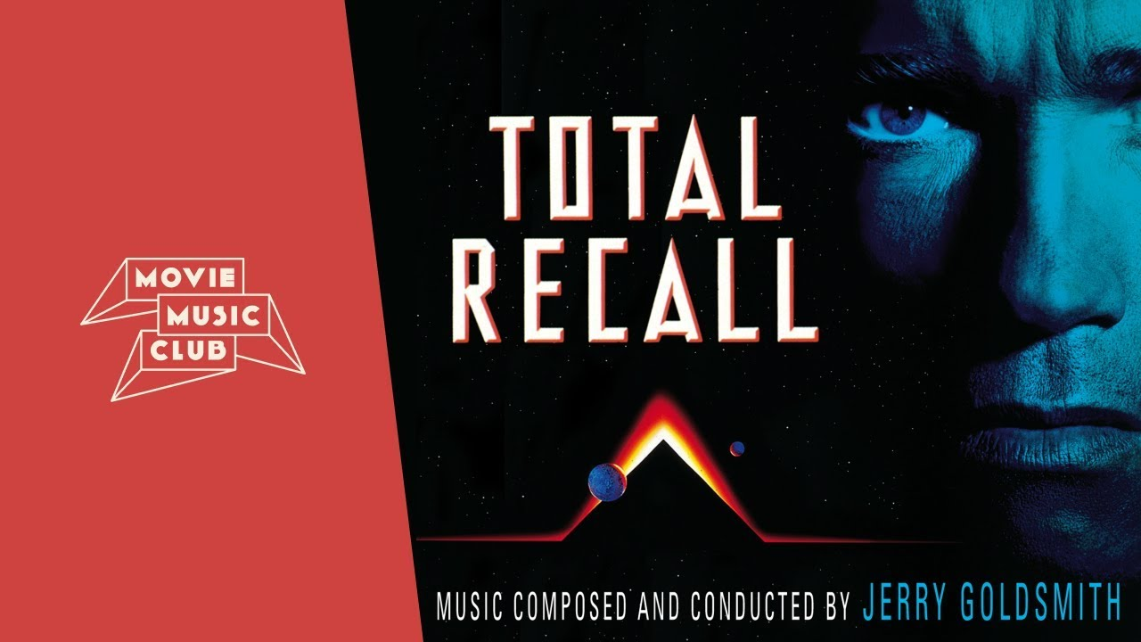 Jerry Goldsmith End Credits From Total Recall Ost Youtube