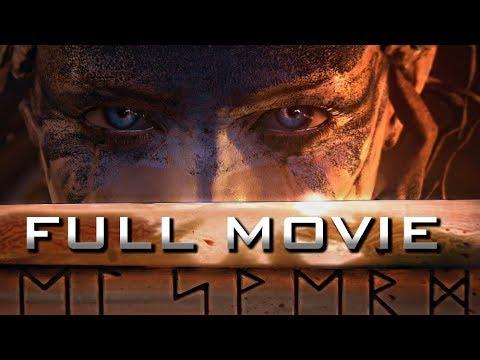 HELLBLADE: Senua's Sacrifice FULL MOVIE | All Cutscenes / Gameplay (60fps) / ENDING