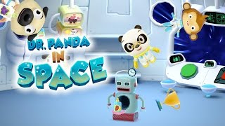 Dr. Panda In Space: Kids Activity App