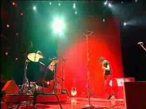 The White Stripes-Blue Orchid, Denial Twist @Hyde Park