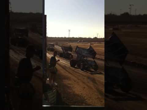 Mud Packing Marysville Raceway Park
