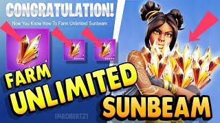 How To Get Sunbeam & Shadowshard Save The World Fortnite PvE