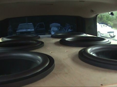 6 18' SMD On 30,000 Watts Shutting Meade Down