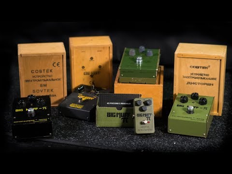 Green Russian Big Muff- What's all the fuzz?
