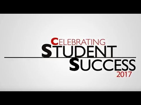Celebrating Student Success 2017
