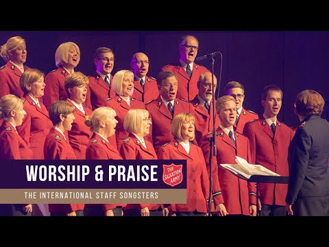 The International Staff Songsters, Morning Service and Concert, 2020