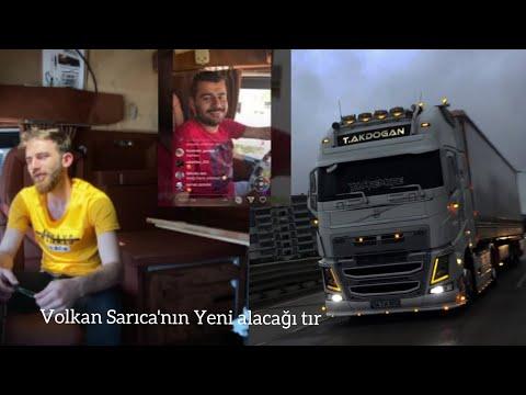 Volkan Sarıcanın Yeni Alacağı Tır - Emre Özkan'ın Hikayesi - Tanju Akdoğan Mahalle Aralarında