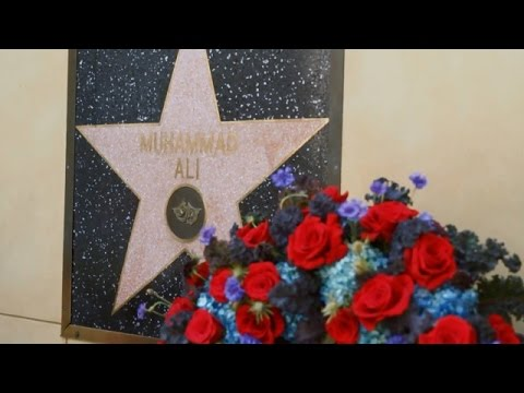 LIVE: Public funeral held for Muhammad Ali...