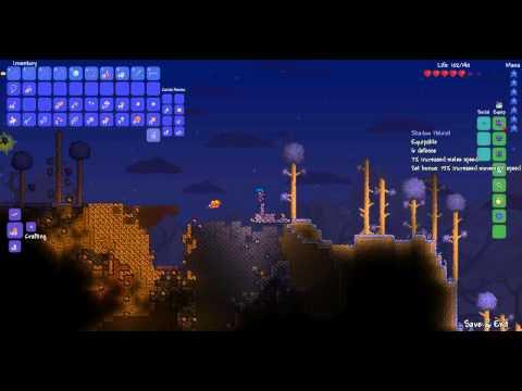 Terraria 16 серия: Метеоритная руда