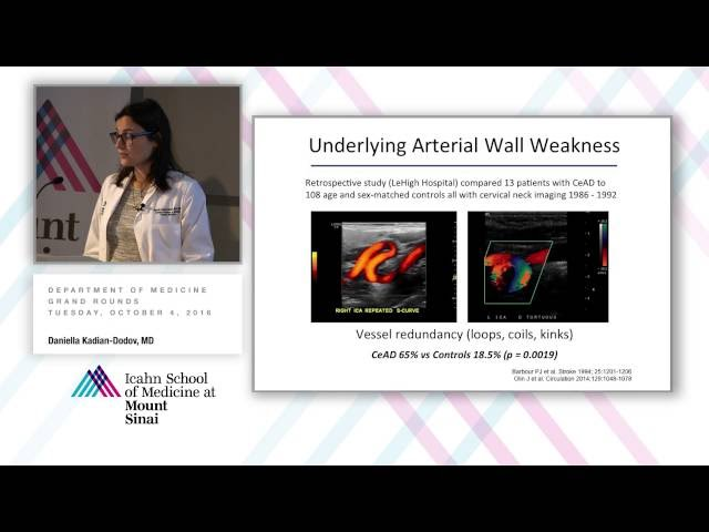 Cervical Artery Dissection: New Insights & Continued Controversies