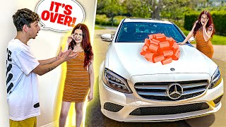Breaking Up With My Girlfriend, Then Surprising Her With a Car