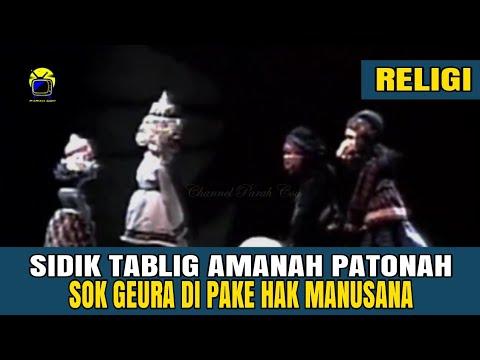 Kamulya'an Manusa | Wayang Golek Asep Sunandar