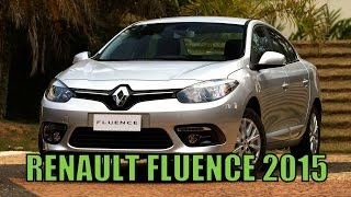 Renault Fluence Privilège - Avaliação