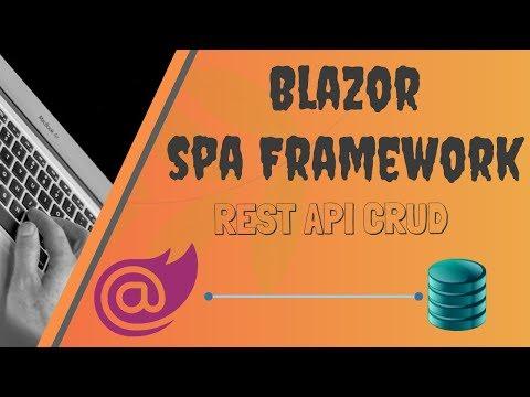 Blazor CRUD app tutorial - SPA Framework for .NET developers (Part - 2) thumbnail