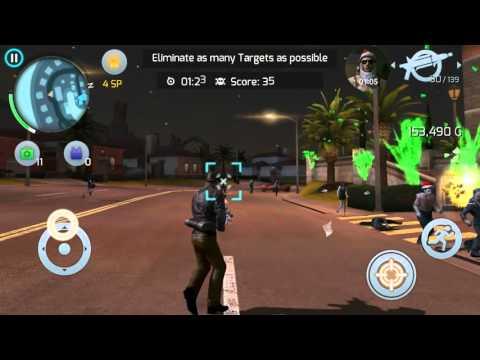 Gangstar Vegas Zombies Gameplay!!!!!!!!