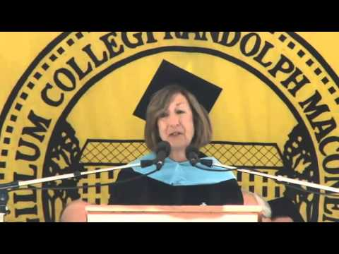 Randolph-Macon College Commencement 2014