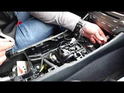Bluetooth Kit for Lexus IS 2006-2013 by GTA Car Kits