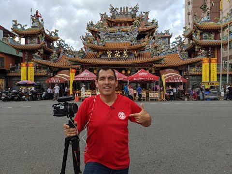 Peruanos en TAIWAN