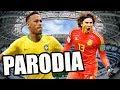 Canción Brasil vs México 2-0 (Parodia Reik - Me Niego ft. Ozuna, Wisin)