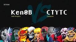 AW: KenOB vs CTYTC | S17W04 | LA CAÍDA DE KENOB 😱 | Marvel: Batalla de superhéroes