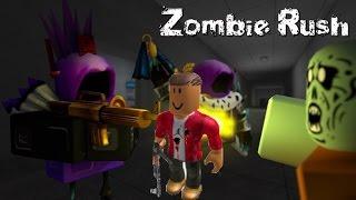 Roblox Zombie Rush™ I'm so Boss pt. 1 ft. Gameligth115 dv My boi
