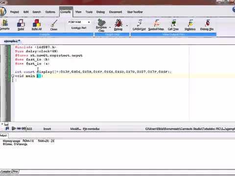 ccs pcw compiler