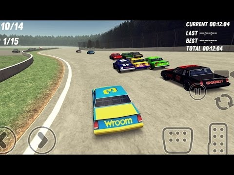 Thunder Stock Cars 2 - Android Gameplay HD