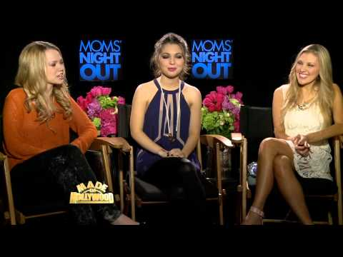 Mom's Night Out - 1 on 1 - Abbie Cobb, Sammi Hanratty & Logan White