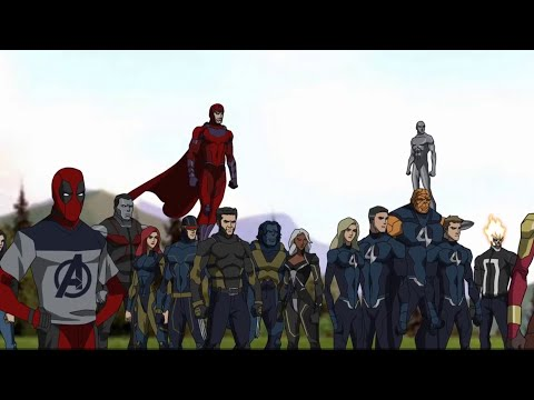 Avengers 4: Avengers Assemble (Animated Trailer)