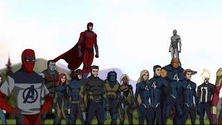 (Hareketli Römork)4 Yenilmezler: Avengers Birleştirin