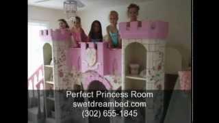 Kids Theme Beds | Unique Kids Beds | Fantasy Childrens Furniture | Girls Beds | Boys Beds