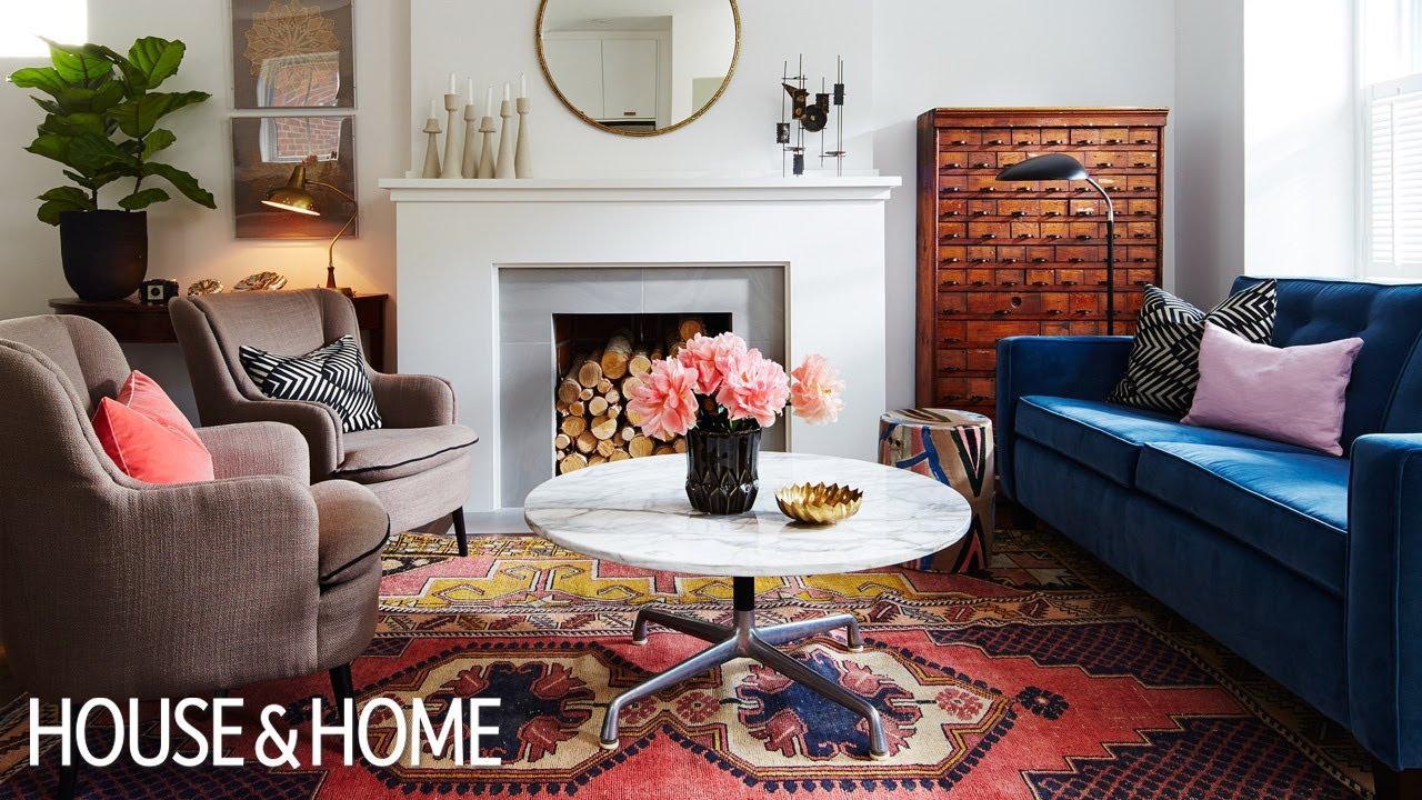 Interior Design Small Bright Family Home Renovation