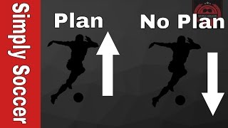 How To Create A Soccer One Page Plan