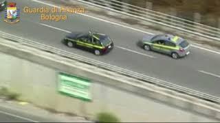 In azione la Guardia di Finanza di Bologna