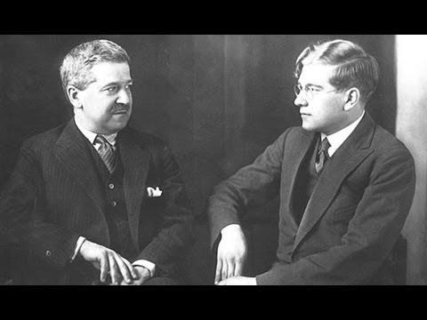 Schubert Rondo in A -- Artur & Karl Ulrich Schnabel