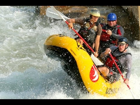 Visit U S National Whitewater Center What To Do In Charlotte Nc Wheretraveler Tv Youtube