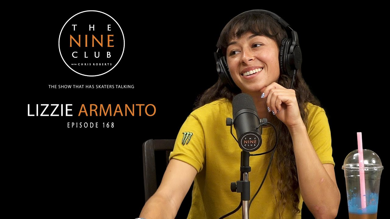 Lizzie Armanto | The Nine Club With Chris Roberts - Episode 168